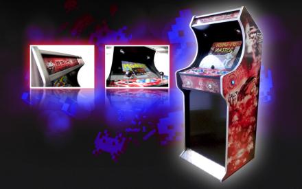 Arcade Cabinet Personalizada