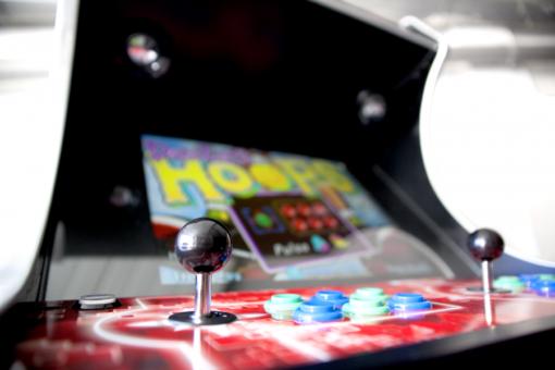 Mandos Arcade Cabinet BA