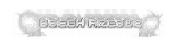 Contacto Máquinas Recreativas Batch Arcade
