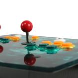 Consola Arcade 2 Players Metacrilato v2.0