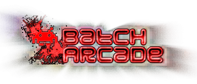 Logotipo Batch ARcade