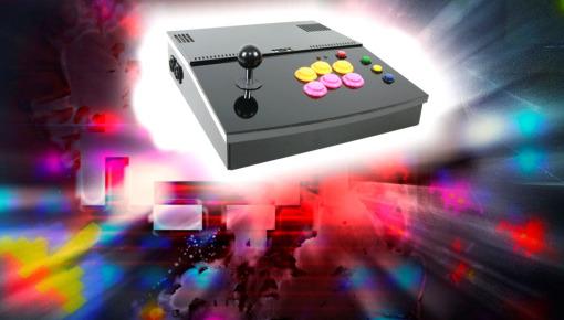 """Consola Arcade HDMI 1 Jugador """"MSX"""""""