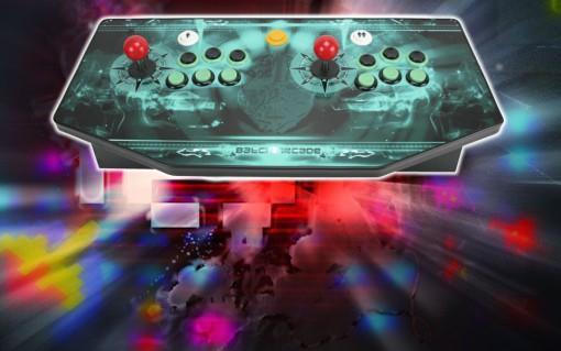 Consola Arcade Retro Wood  - Batch Arcade Madrid