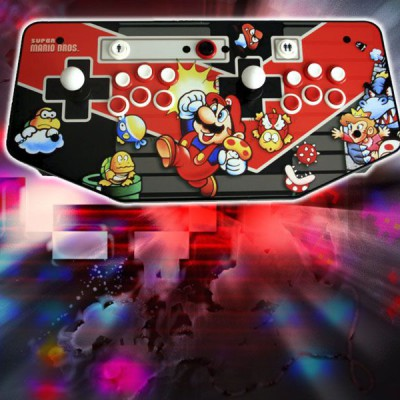 Consola Arcade Retro Wood - Mario Bros NES - Batch Arcade Madrid