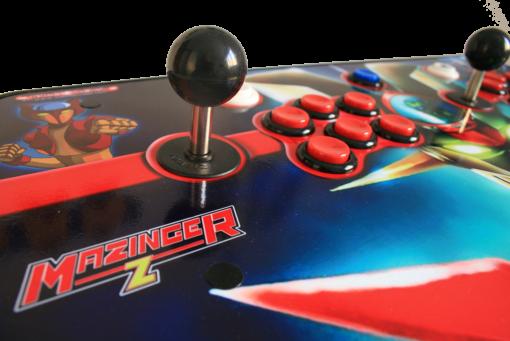 Consola Retro Arcade HDMI - Mazinger Z -