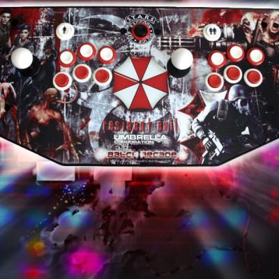 Maquina Consola Arcade HDMI, videojuego Resident Evil
