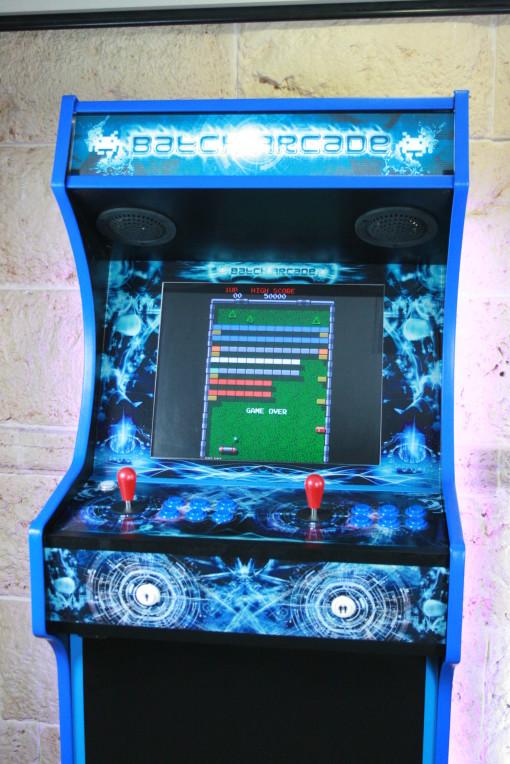 """Arcade Cabinet 2 Jugadores """"Sublime Blue"""""""
