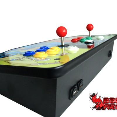 mandos arcade
