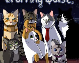 Videojuego The Purring Quest, una historia «real»