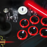 "Maquina Consola Arcade Madrid V3.0 ""Star Wars"""