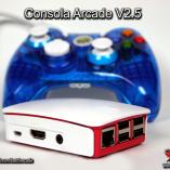 Consola Arcade compatible con Mando XBOX y otros USB