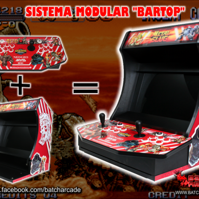 Arcade Bartop Modular