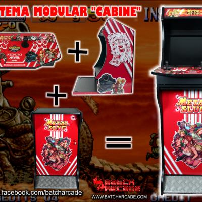 Arcade Modular Cabinet