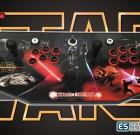 "Consola  Arcade v2.5 Raspi3  HDMI  2 Jugadores modelo ""STAR WARS I"""