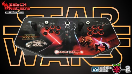 CONSOLA-MANDO-RETRO-BATCH-ARCADE-MADRID-V2_5-STAR-WARS-I-001-M
