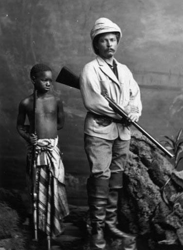 El Dr. David Livingstone