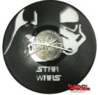Reloj Vinilo Decorativo – Star Wars
