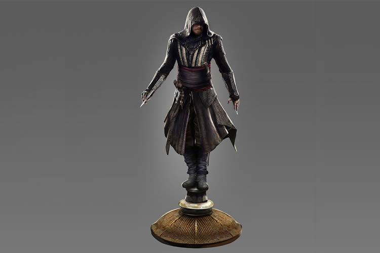 Una figura de edición limitada de Aguilar, el protagonista hecha por Project Triforce. $600
