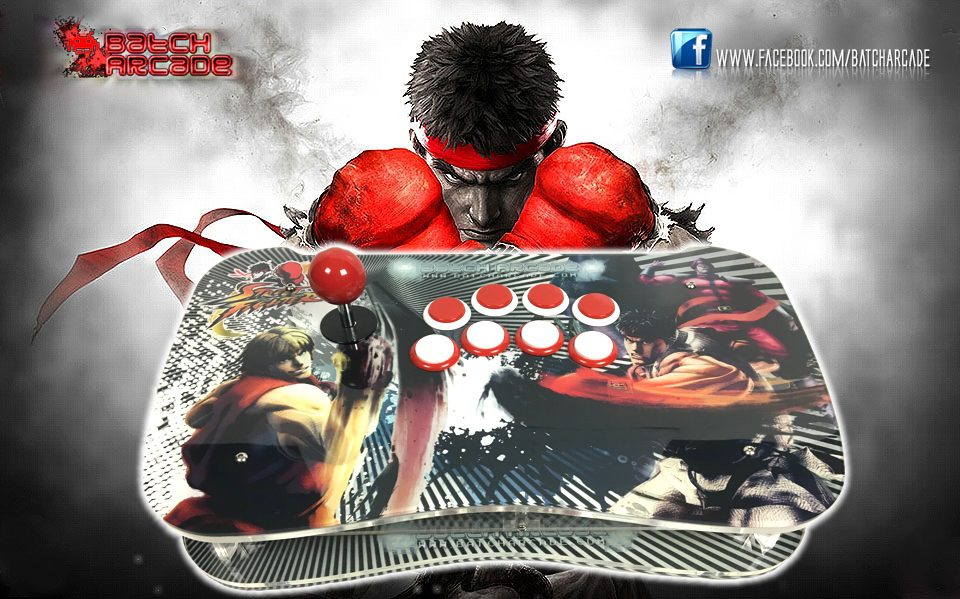 Mando Fightstick Pro PS3/PS4/PC