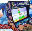 "Máquina Arcade Bartop 22″ TV Modelo ""Megaman"" V2.5 Raspi3"
