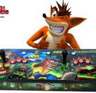 "Consola  Arcade V4.0  Raspi 3 ""Crash Bandicoot"""