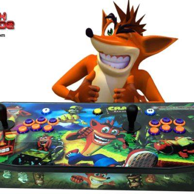 Consola-Arcade-V4-Raspi3-Metacrilato-Batch-Arcade-Madrid-01