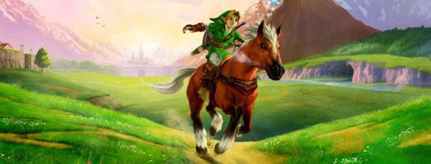 Un Jugador completa en 5 años «Zelda Ocarina of Time»