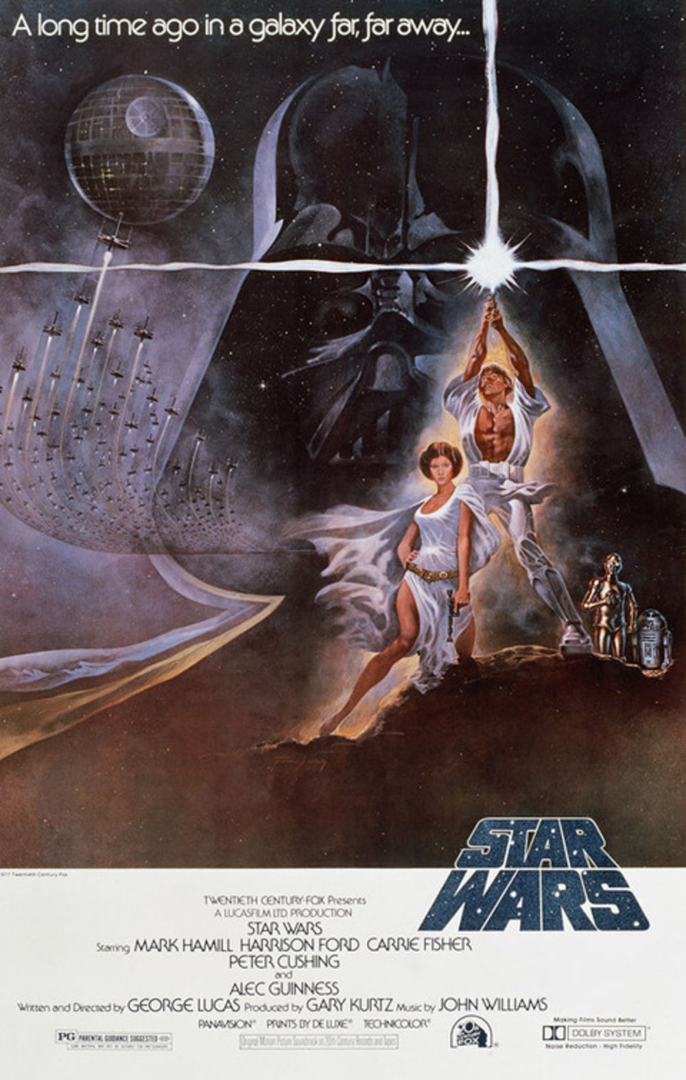 Star Wars Episodio IV A New Hope 1977