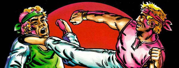 Transformación de Máquina Arcade  Kung-Fu Master