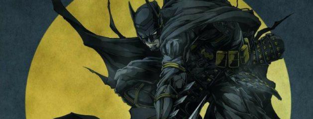 Batman Ninja el hombre murciélago como nunca lo habíamos visto