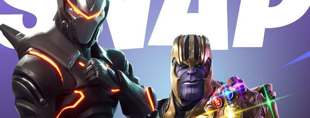 Avengers: Infinity War llega a Fortnite: Battle Royale