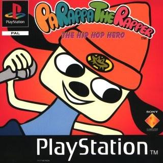 PaRappa the Rapper fué lanzado en Japon en 1996. Desarrollado por NaNaOn-Sha para PlayStation.