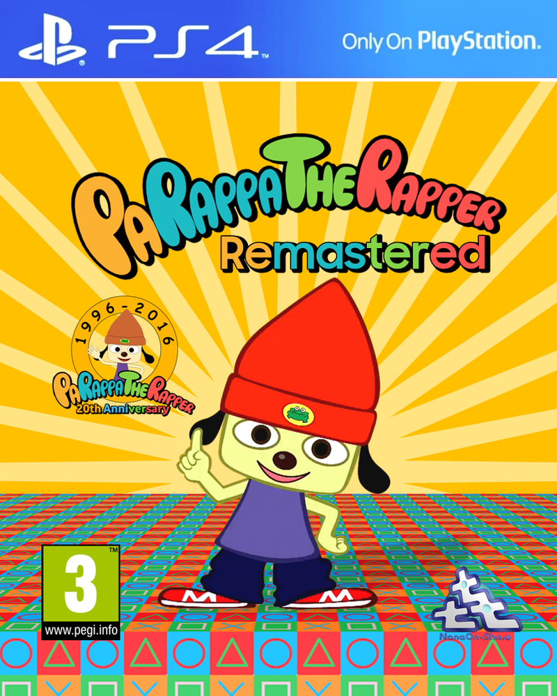 Se ha descubierto que el port de PaRappa the Rapper de PlayStation 4