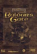 Baldur's Gate caja 1998