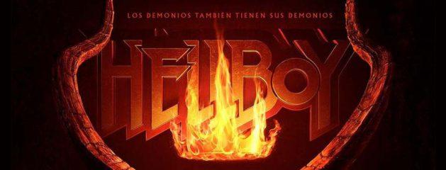 Regresa el demonio rojo, primer tráiler del reboot de 'Hellboy'