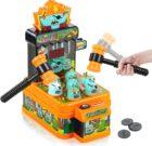 Juego Arcade de Zombis Atrapan Ratones
